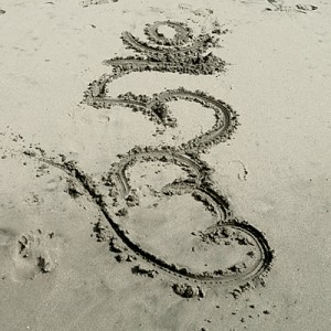 DrawingInSand